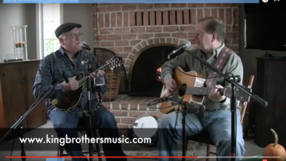 """The King Brothers (Irish Music) sing """"Tell MeMa"""""""